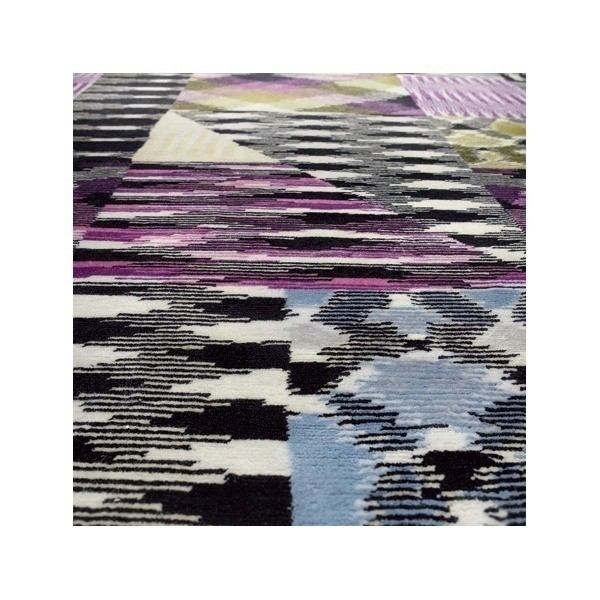 tapis pritzwalk missoni home. Black Bedroom Furniture Sets. Home Design Ideas