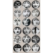 collection fornasetti ii cole and son tissu ameublement. Black Bedroom Furniture Sets. Home Design Ideas