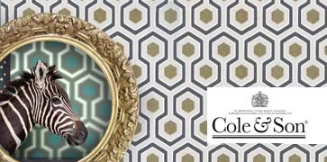 Papiers peints Cole & Son