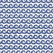 Papier peint Shore Thing Navy Thibaut