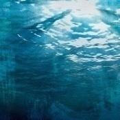 Panneau Continue en Route Underwater  Aqua Coordonné