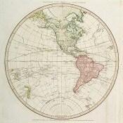 Panneau Minimal Map  Multi Coordonné