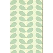 Papier peint Classic Stem Olive Orla Kiely