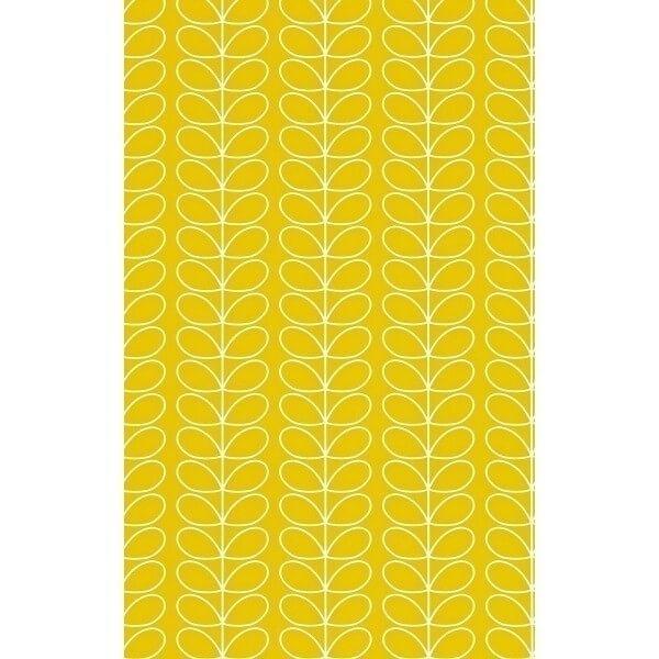 Linear Stem Wallpaper Orla Kiely Mimosa 110400