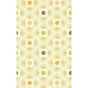 Papier peint Multi Striped Petal Warm Calico Orla Kiely