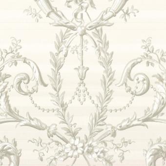 Papier peint Versailles Argent Little Greene