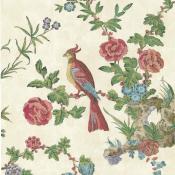 Papier peint Darwin Provence Little Greene