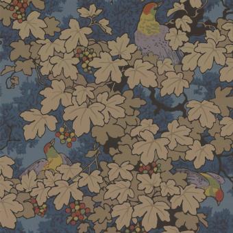 Papier peint Vine Bleu Little Greene