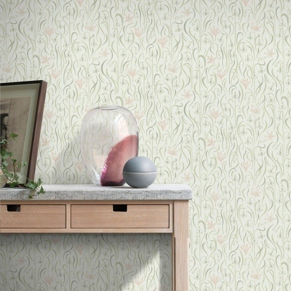 papier peint signe sandberg. Black Bedroom Furniture Sets. Home Design Ideas
