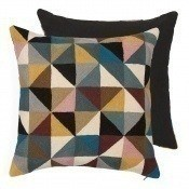 Coussin Harlequin Multi Niki Jones