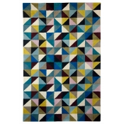 Tapis Harlequin 90x150 cm Niki Jones