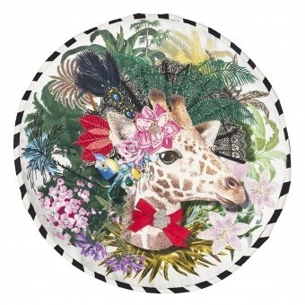 Dona Jirafa Cushion Opiat Christian Lacroix