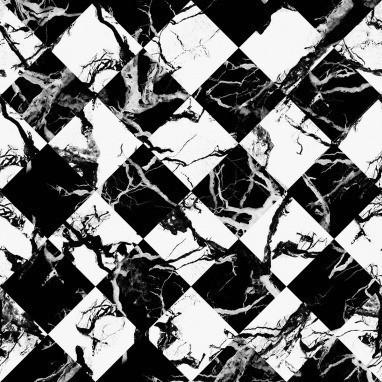 Papier peint Marble Geometric Geometric Coordonné