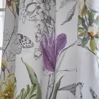 Tissu Sibylla Amethyst Designers Guild