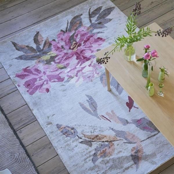 tapis aubriet fuchsia designers guild. Black Bedroom Furniture Sets. Home Design Ideas