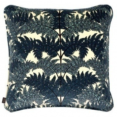 Coussin Inferno Teal Teal House of Hackney