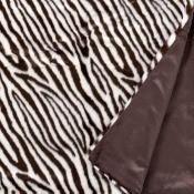 Plaid Zebre 150x200 cm Nobilis