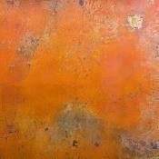 Panneau Wall II Orange Texam Home