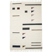 Tapis Triangles 140x200 cm Ferm Living