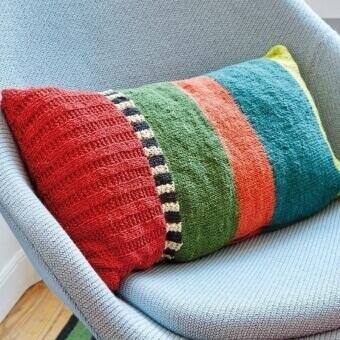 Flower Multi Cushion Multi Gan Rugs