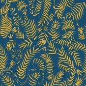 Papier peint Jungle Tigre Azul Coordonné