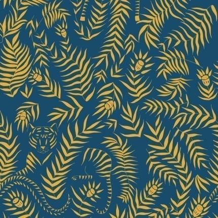 Papier peint Jungle Tigre Coordonné Marino 5900047 Coordonné