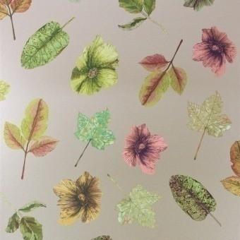 Papier peint Woodland Jade/Rose Gold Osborne and Little