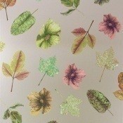 Papier peint Woodland Lime Osborne and Little