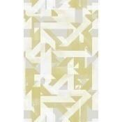 Revêtement mural Labyrinth Gris Arte