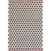 Tapis Pattern 3 Black/White Nanimarquina