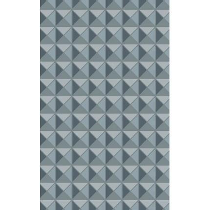 Revêtement mural Lattice Hookedonwalls Bleu 66550 Hookedonwalls