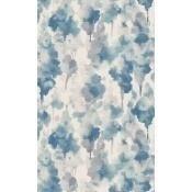 Papier Peint Aquarelle Bleu Nobilis