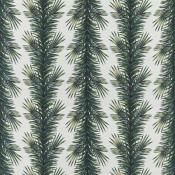 Tissu Goya  Vert Buis Christian Lacroix