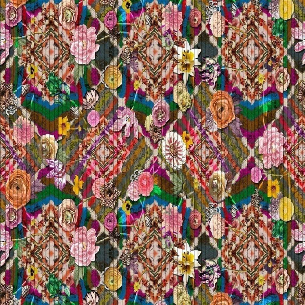 Tissu constantine christian lacroix - Tissus d ameublement anglais ...