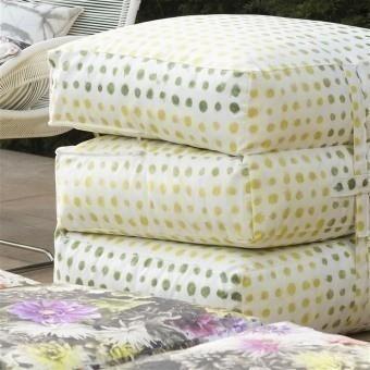 Amlapura Outdoor Fabric Aqua Designers Guild