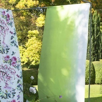 Padua Outdoor Fabric Aqua Designers Guild