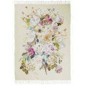 Plaid Palissy Camellia 190x130 cm Designers Guild