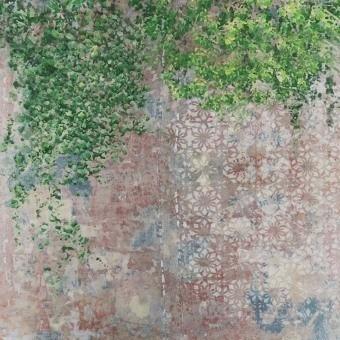 Hedera Mural Panel Brique  Tres Tintas Barcelona