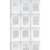 Papier peint Inside Book Black/Grey Mindthegap