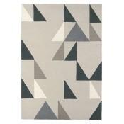 Tapis Modul Charcoal 140x200 cm Scion