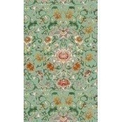 Papier peint Chinese Floral Green/Orange Mindthegap