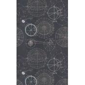 Papier peint Astronomy Grey/Blue/White Mindthegap