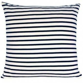 Marinière Cushion Bleu/Écru Jean Paul Gaultier