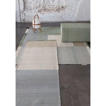 Tapis Tres Stripes Salvia 170x240 cm Nanimarquina