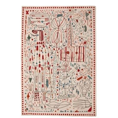 Tapis Hayon 1 200x300 cm Nanimarquina