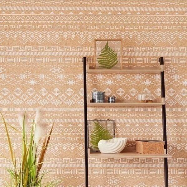 papier peint tribal eijffinger. Black Bedroom Furniture Sets. Home Design Ideas