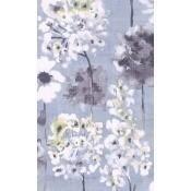 Papier peint Lilas Bleu Eijffinger