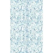 Papier peint Scrawl Bleu/Green Eijffinger