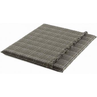 Layers Tartan Big mattress Garden Blue Gan Rugs