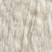 Fausse Fourrure Ibex Cream Ostrich Naboa Casamance